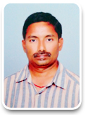 Mr.T. Venukumar Head of the Mechanical Department